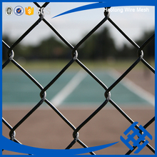 manufacturers Hot sale galvanized chain link fence mesh in roll