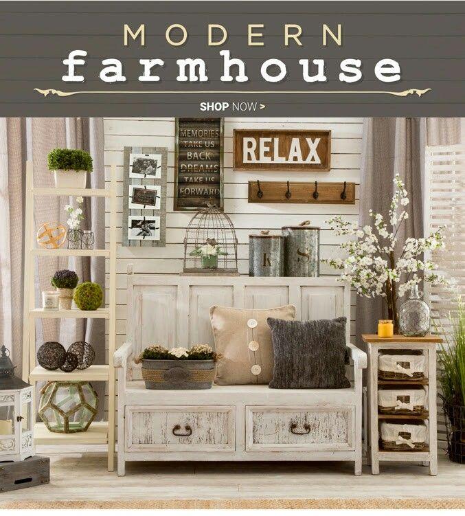 Vintage Farmhouse Home Decor - Easy Craft Ideas
