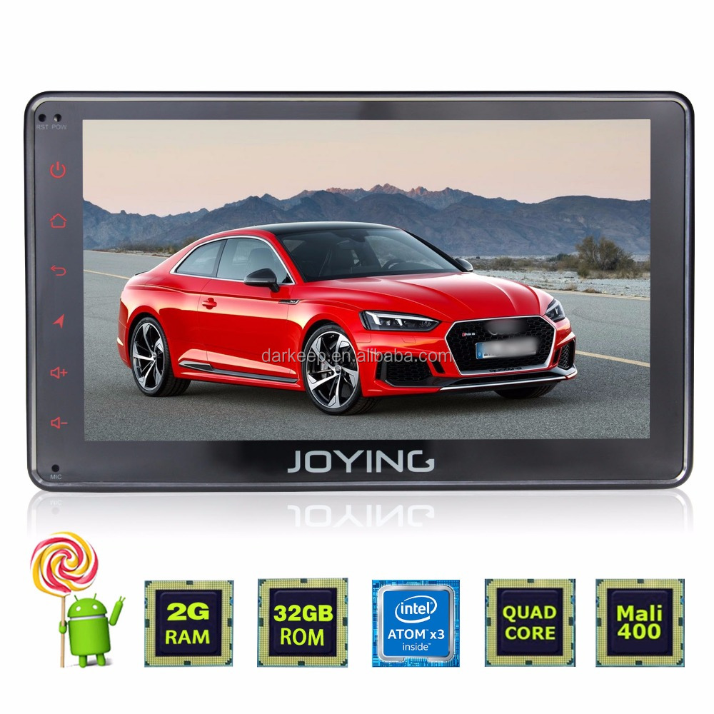 2gb 32gb 7inch auto universal gps navigator 1024*600 android car gps system