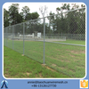 6'H Made In Baochuan galvanized Chain Link Fence / School Playground Fence