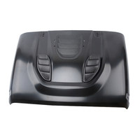 Car Engine Hood cover for Jeep Wrangler JK 10th anniversary bonnet accessories
