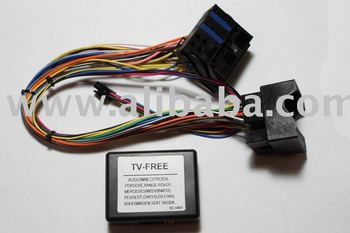 Car Tv Free Adapter Video In Motion For Mercedes-benz Ntg4 Comand - Buy Tv  Free Product on Alibaba com