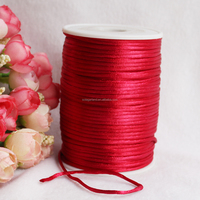 2mm Jewelry Cords String Rope Chinese Knot Thread Strap