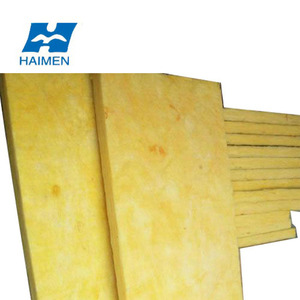 fireproof roofing materials sound absorption glass wool board sheets