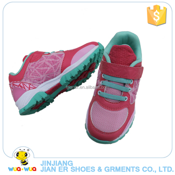 OEM high quality girls casual lightweight sneakers shoes