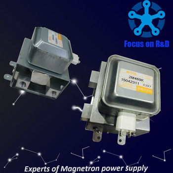 Best Quality Microwave Oven Parts Witol Magnetron 2m469 2m463