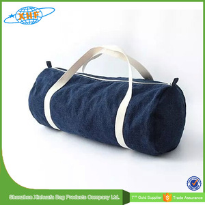Best Sell Trendy Sports Denim Travels Bags