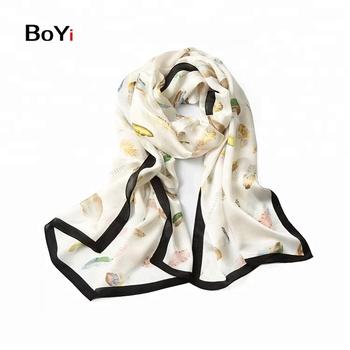 Silk scarf bondage tube