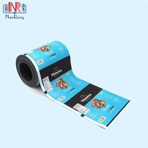 Pe Meat Wrapping Roll Use Household Roll Film Manufacturer Shanghai Plastic Jumbo Factory Film Food Grade