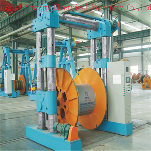 1600-3200 mm Reel/Spool/Axis/Bobbin Self Traversing Portal Type Pay Offs/Extrusion Machine