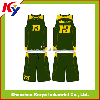 a83aed3e4 Sublimation Best Customized Basketball Uniforms Design