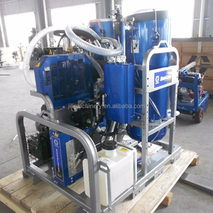 cold paint / cold plastic road line marking machine with GRACO BRAND
