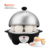 Electric stainless steel egg boiler, with 7 egg capacity, EB-70A