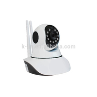 IP Camera WIFI Wireless CCTV 720P HD Camera Baby P2P Monitor Security P/T Micro Camera Surveillance