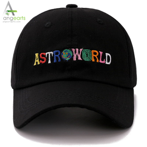 cfddc5f7be7c5 High Quality Travis Scotts Astroworld Cotton Snapback Cap Baseball Cap For Men  Women Hip Hop Dad