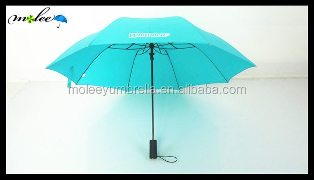 Promotional Cheap 2 Fold Umbrella for Gift