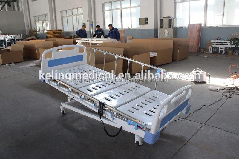 Старший уход Мебель icu Электрический портативный больница кровать Металл beddifferent типы больничные кровати