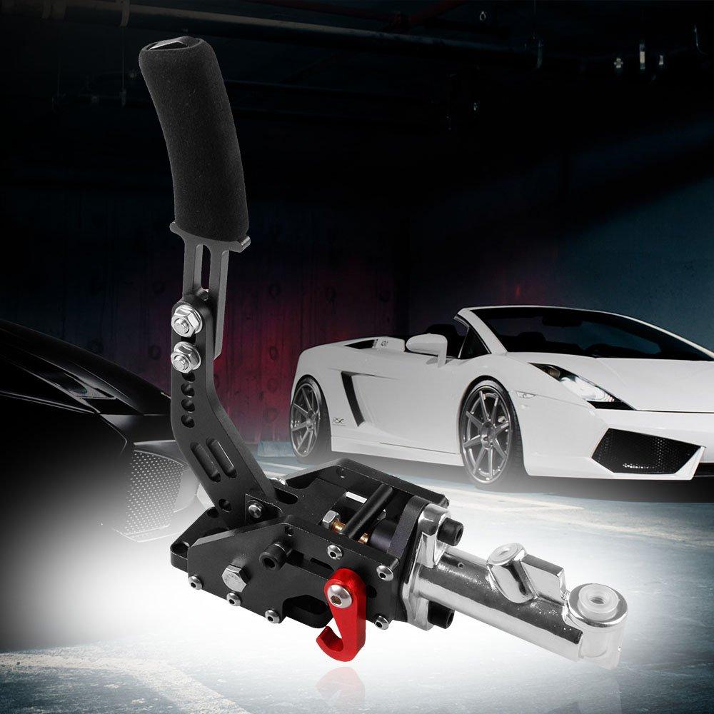 Universal Car Hydraulic Handbrake Racing Handbrake Drift Hand Brake Parking Color Black