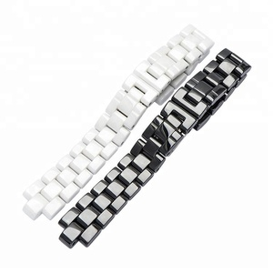 Factory watch band ceramic watch strap in watch bands