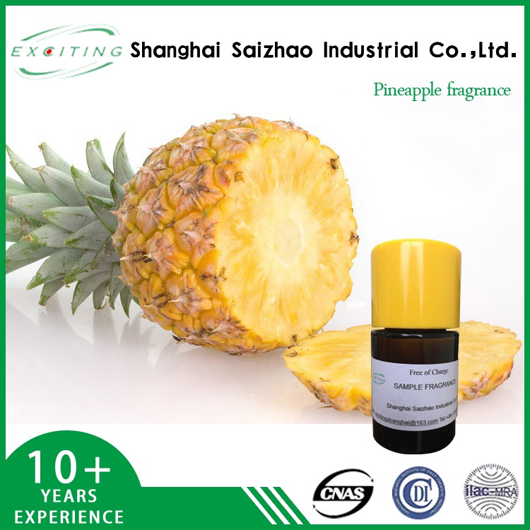 Oil Fragrance Pineapple Artificial Fruit Flavor Powder