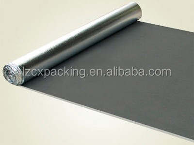 high quality epe foam inserts 2MM foam sound&thermal insulation flooring underlayment