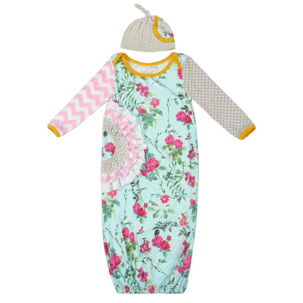 CONICE NINI brand Toddler baby Girls outfit Children's Boutique Remake Clothing Summer Sets