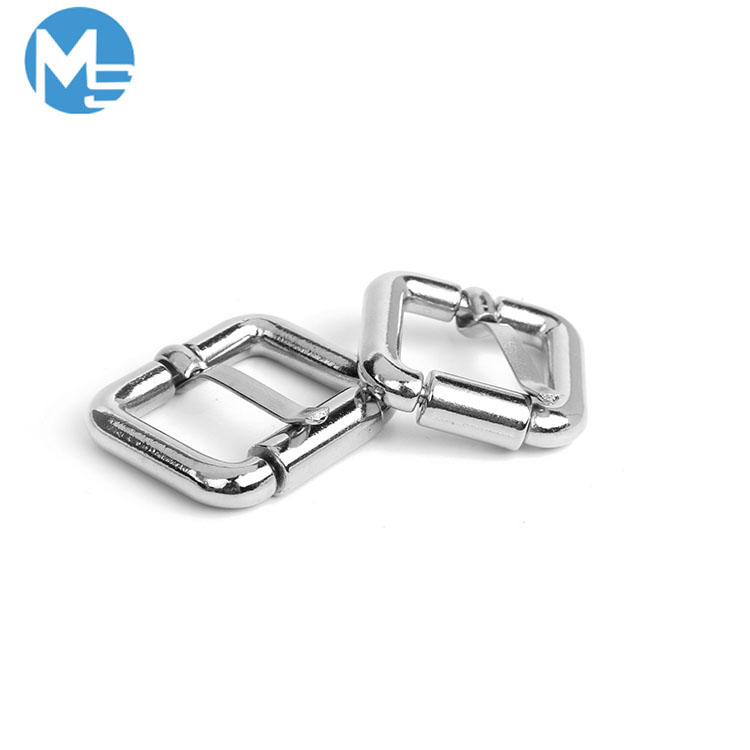 HUI JIN Heavy Duty Replacement Buckles Clip Flat Side Release Buckles 25Mm//1Inch 10 Set