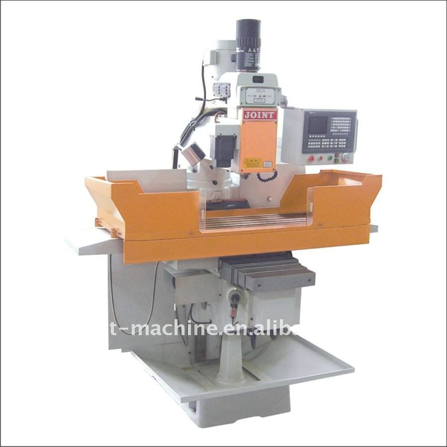 knee and column milling machine