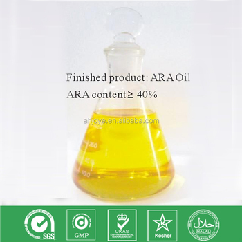 High Quality Ara (arachidonic Acid) Oil 40% Cas 506-32-1