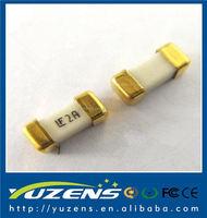 0451002.MRL FUSE 1808 2A 125VAC/VDC SMD