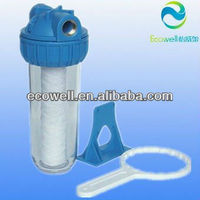 10 Inches Single Water Filter ,Single countertop water filter