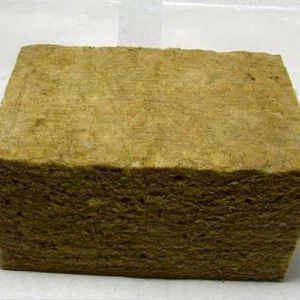 Heat Insulation Thickness 100Mm Insulated Sheet/Rock Wool Board