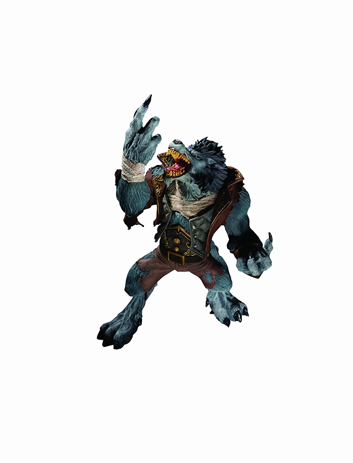 Buy Dc Unlimited World Of Warcraft Deluxe Collector Figure