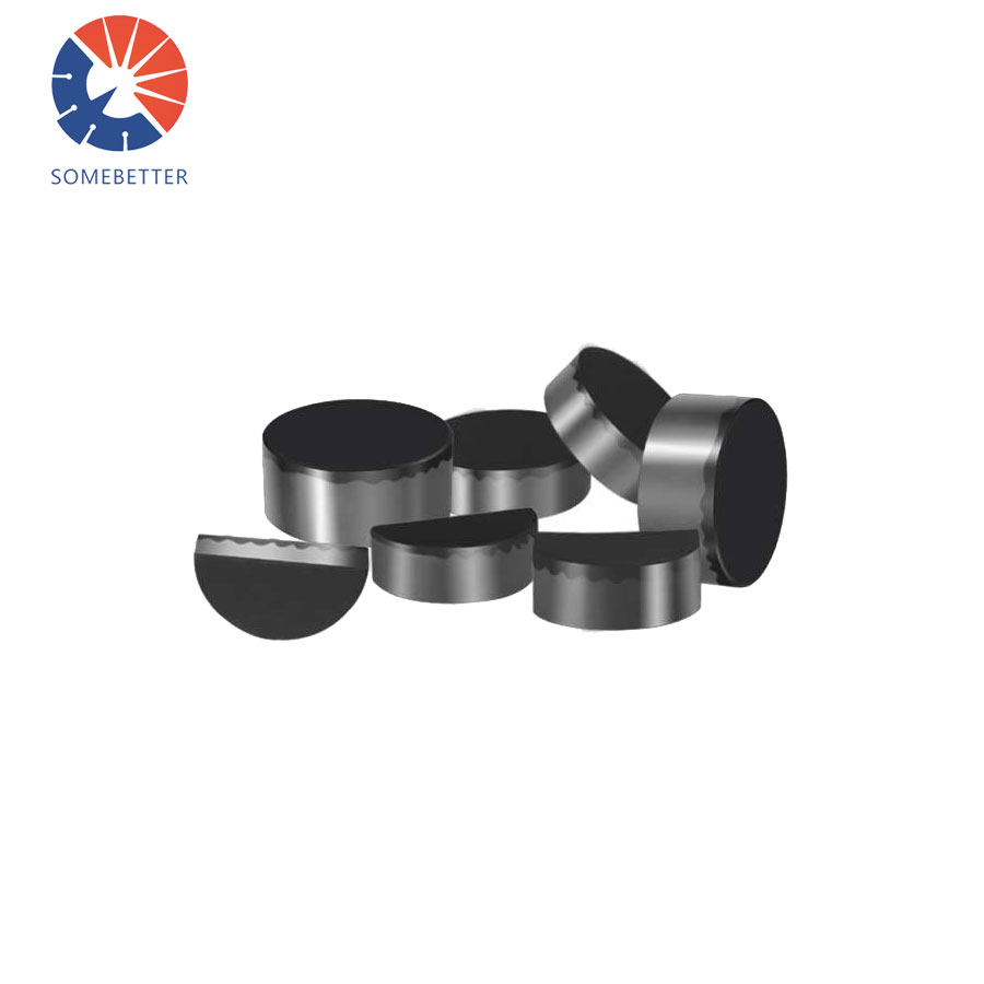 china manufacturer wholesale 1313 1308 1613 Polycrystalline Diamond Compact  PDC cutter for drill bit ,oil drilling pdc cutter