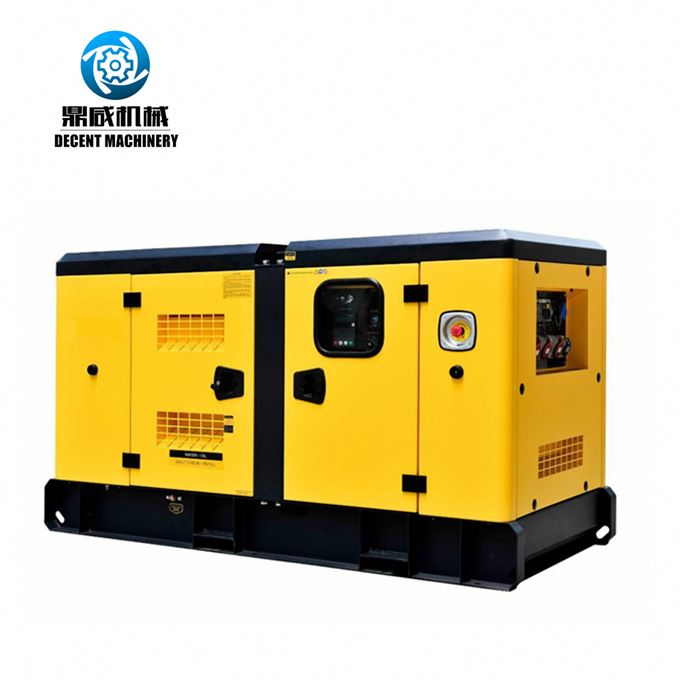 10kw to 1000kw reliable diesel gen power generator manufacturers