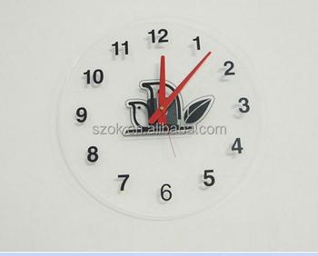 Bahan Unggul Digital Akrilik Jam Dinding Jam Akrilik - Buy Jam ... 3f912ae190