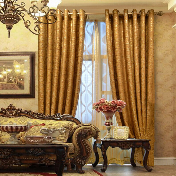 100% Polyester 120% Blind Waterproof Fireproofing Dust Prevention Cheap Price Curtain