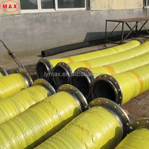 Hot sale high pressure 8 inch flexible drain hose for mining/industrial service