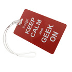 Wholesale Plastic Pvc Airline Luggage Bag Tags With Loop
