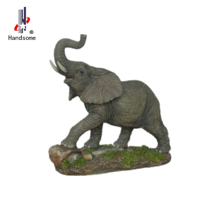 12 Inch Elephant Wine Bottle Holder Wine Glass Holder
