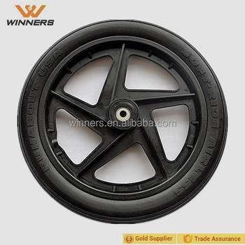 16 Inch Lightweight Plastic Pu Wheel For Carts 16 Buy Plastic Wheels For Sand Plastic Wheels For Toys Small Plastic Wheels For Carts Product On Alibaba Com