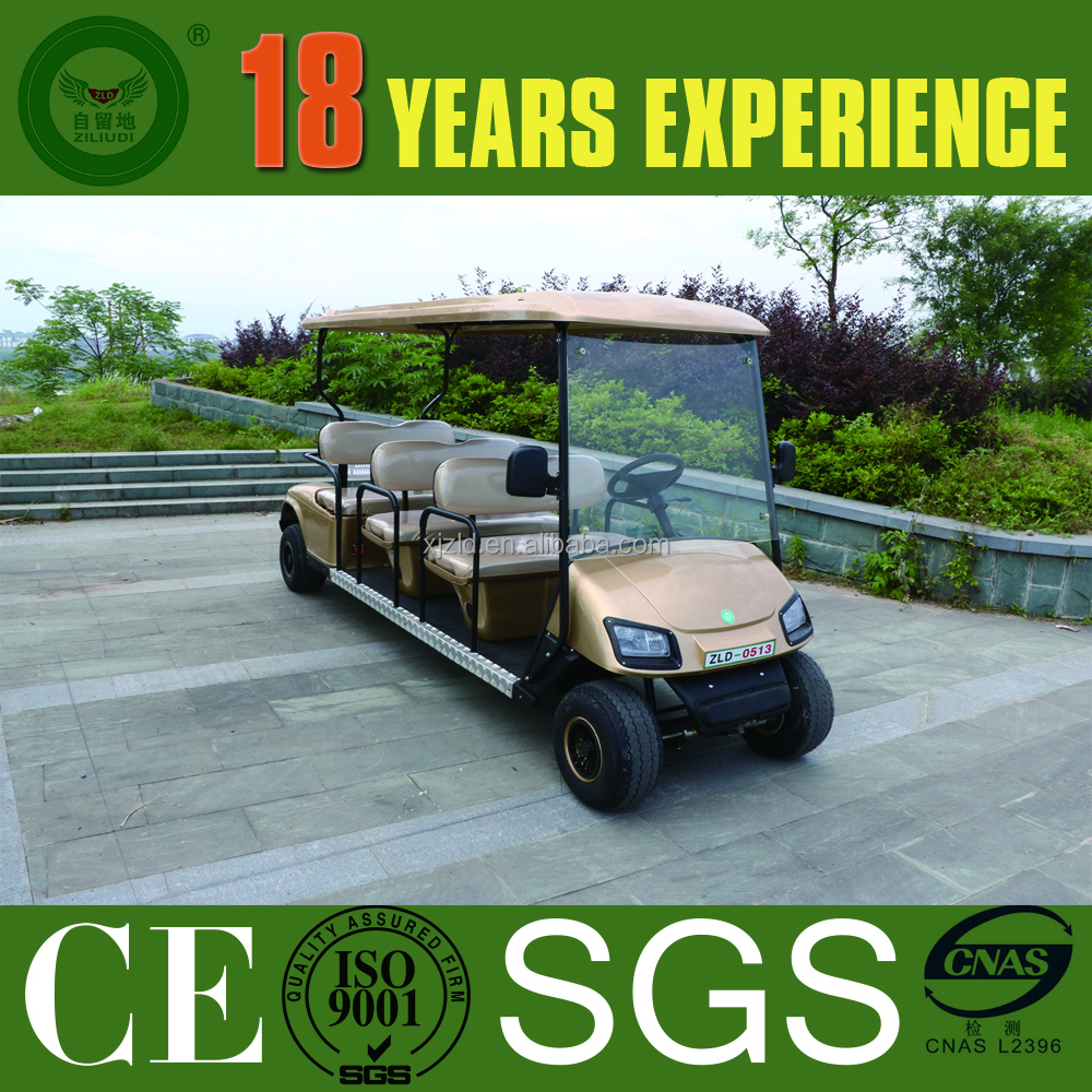 China new 8 seater golf cart for sale,antique electric golf cart and hummer golf cart