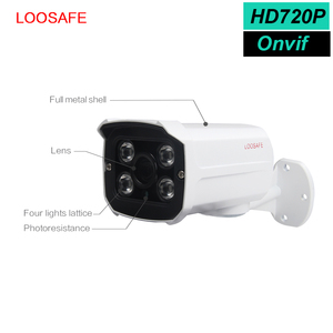 Hot in sale HD 720P ip66 10 megapixel ip network camera housing wired connecting