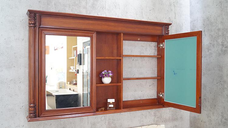 Designer Design Luxury Antique Curved Wooden Bathroom