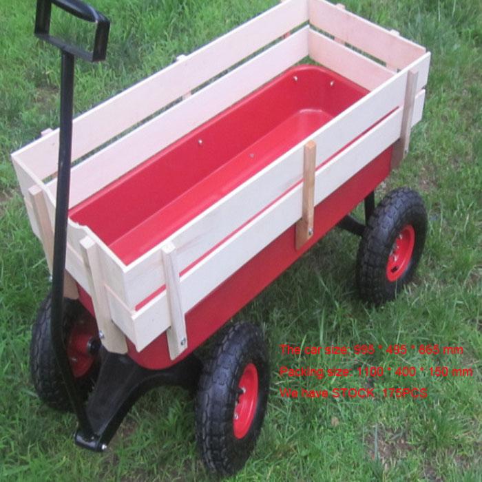 Custom Antique Kids Wooden Rolling Garden Wagon Cart   Buy Wooden Rolling  Garden Wagon Cart,Kids Wooden Garden Wagon Cart,Wooden Garden Cart Product  ...