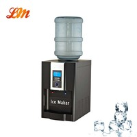 For Health Life Bag Ice Dispenser With Heating Water & Cooling Water