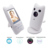 2.4 inch lcd 2.4ghz wireless two way speaker camera digital video baby monitor for temperature monitor