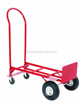 Foldable Hand Truck Ht1848 Tool Cart Hand trolley