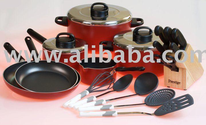 Prestige 22 Pc Cookware Set - Buy Kitchen Cookware Tools Sets ...