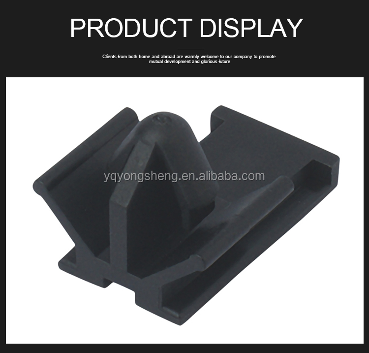 High quality automotive Push Fastener plastic auto clips for car
